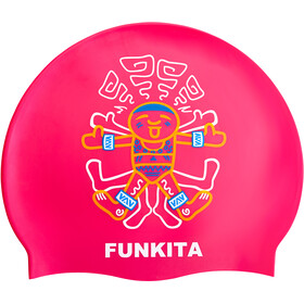 Funkita Silicone Swimming Cap, cookie cutter